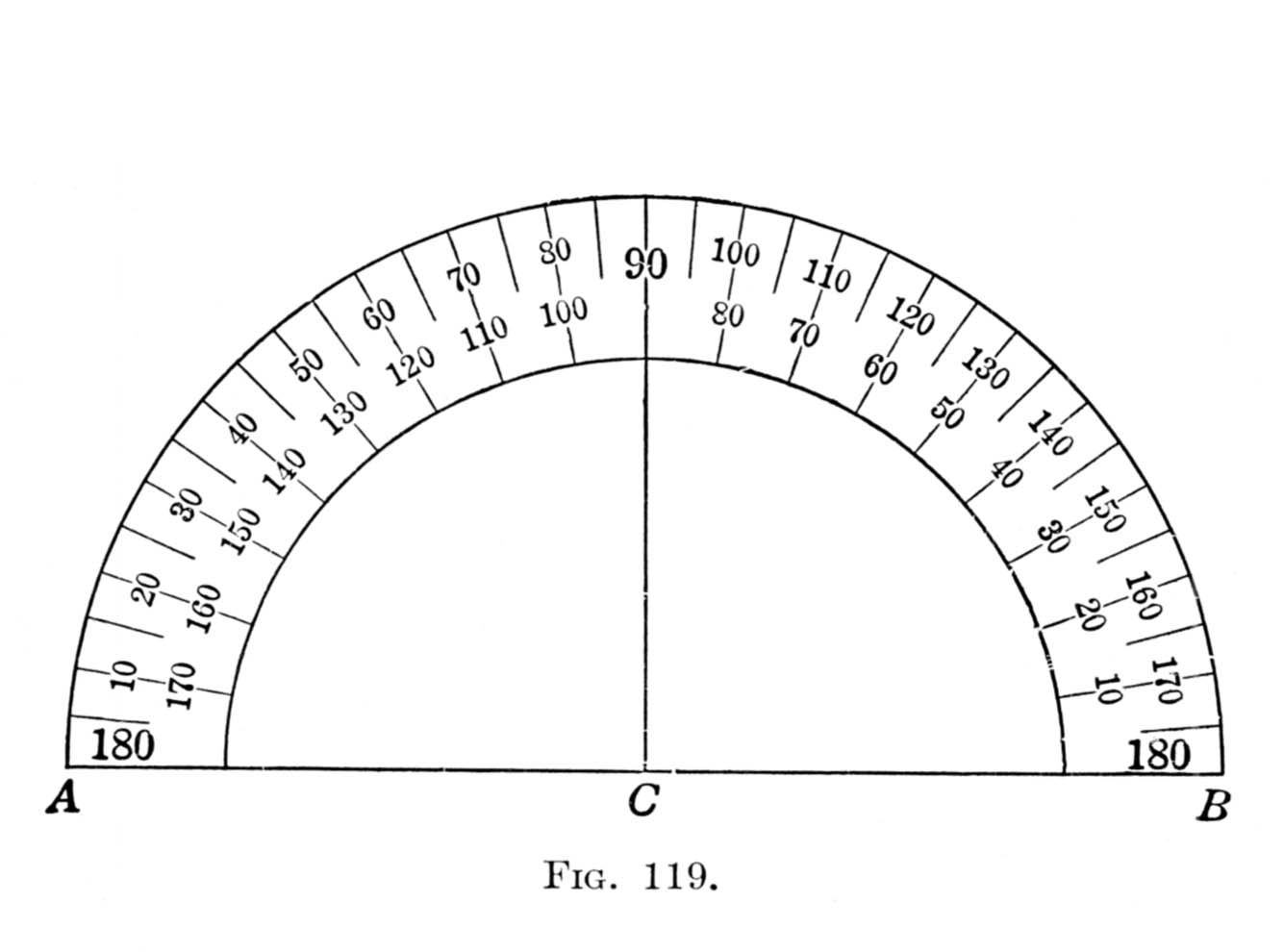 worksheet Protractor Print Out printable protractors 2 digit times multiplication worksheets protractor vertical angles 006 1367548995 protractorhtml